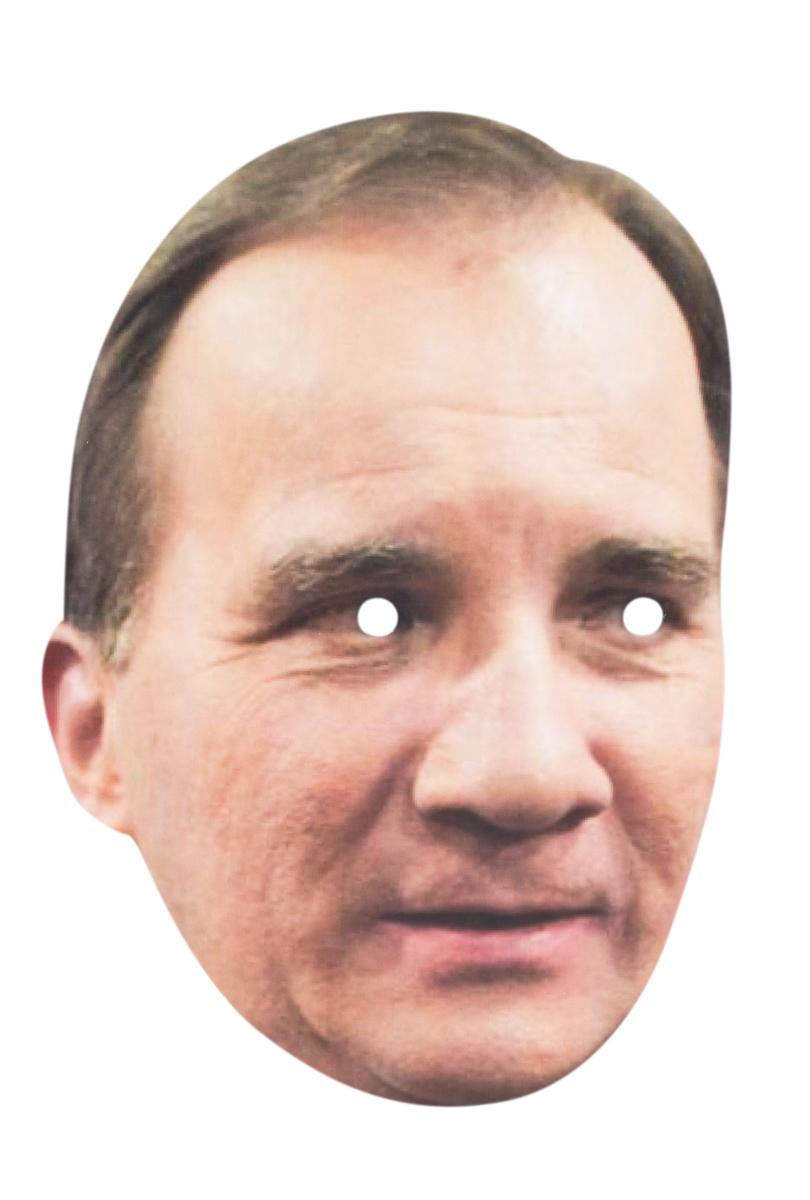 Pappmask, kändis