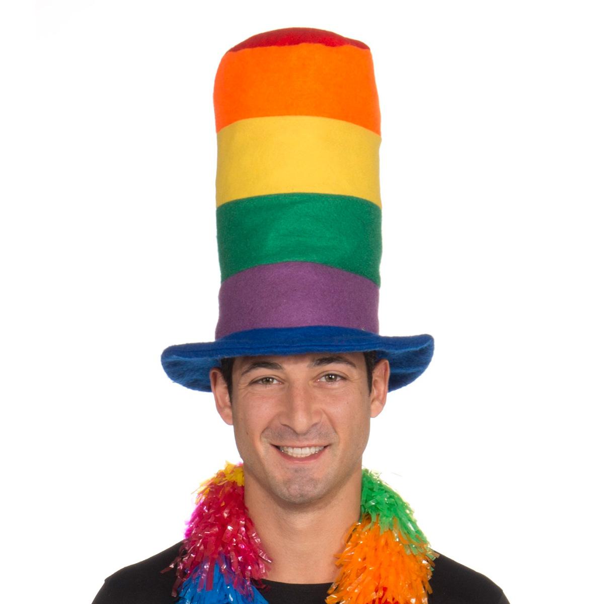 Hög hatt, Pride