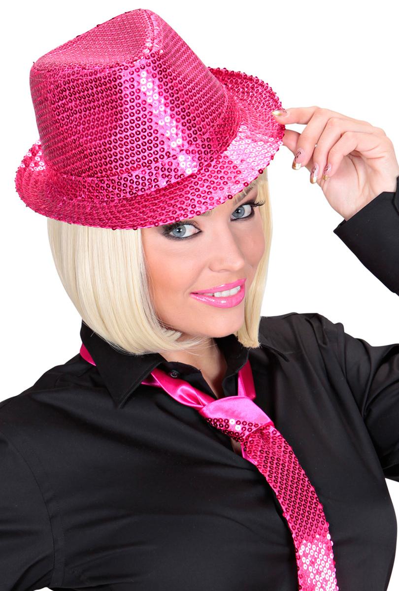 Hatt popstar, rosapaljett
