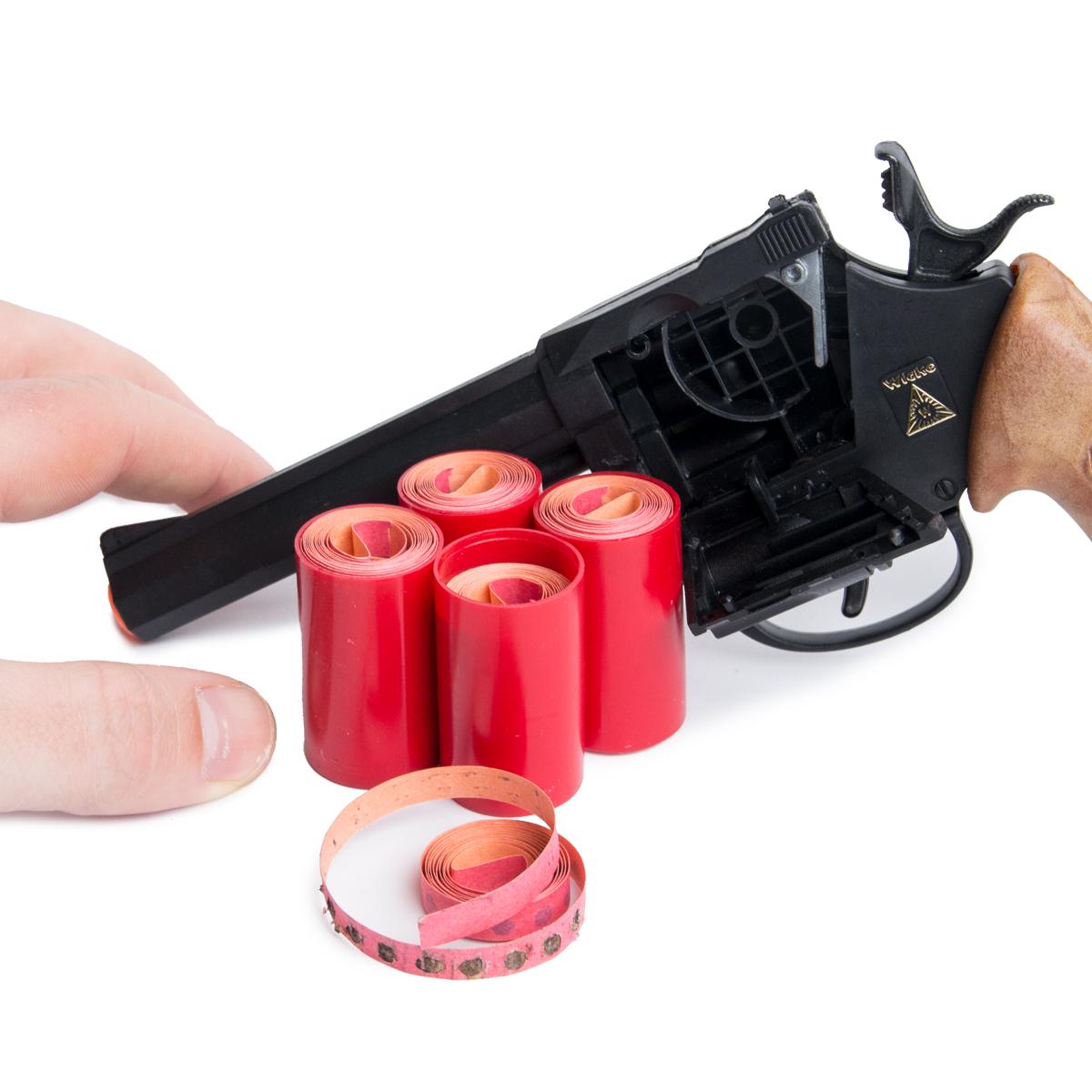 Ammunition, Revolver 100-skotts 2400