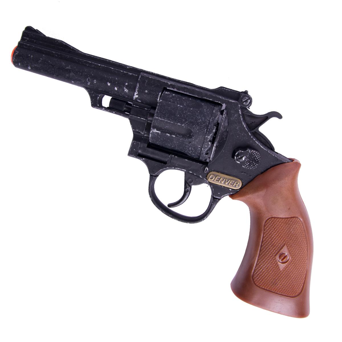 Pistol, 12 skott