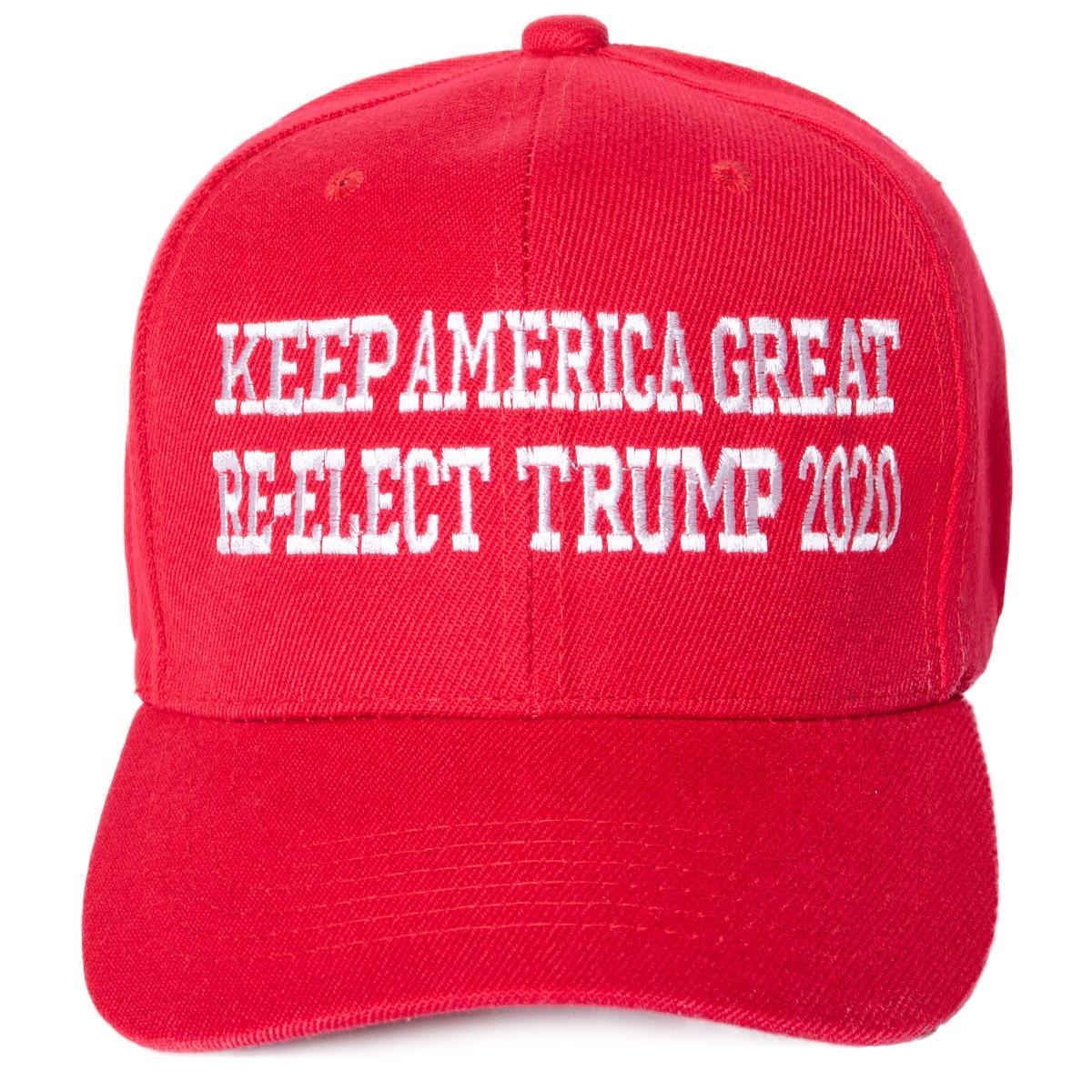 Keps, keep America great...