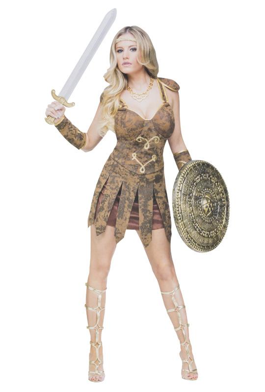 Gladiatorklänning