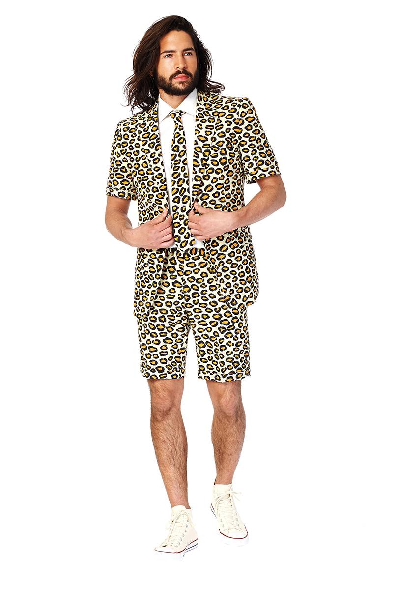 Opposuit, Mr Jaguar med shorts