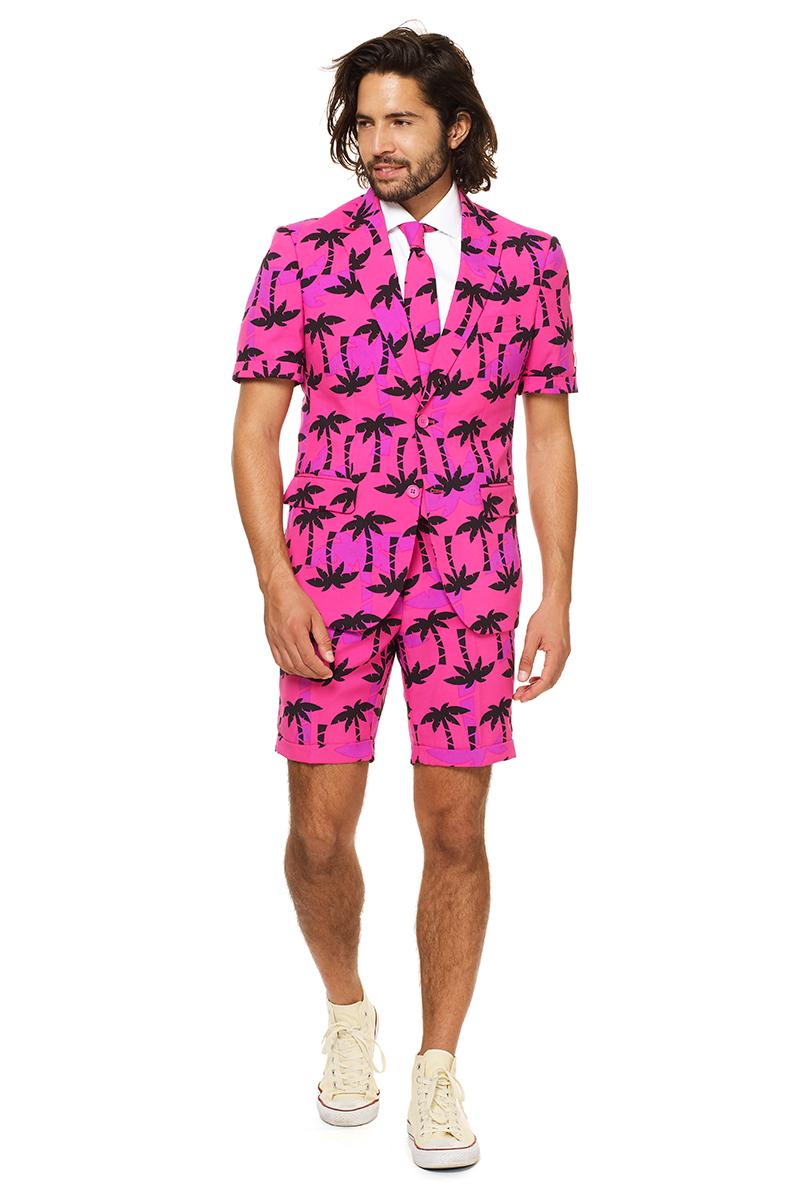 Opposuit, Tropicool med shorts