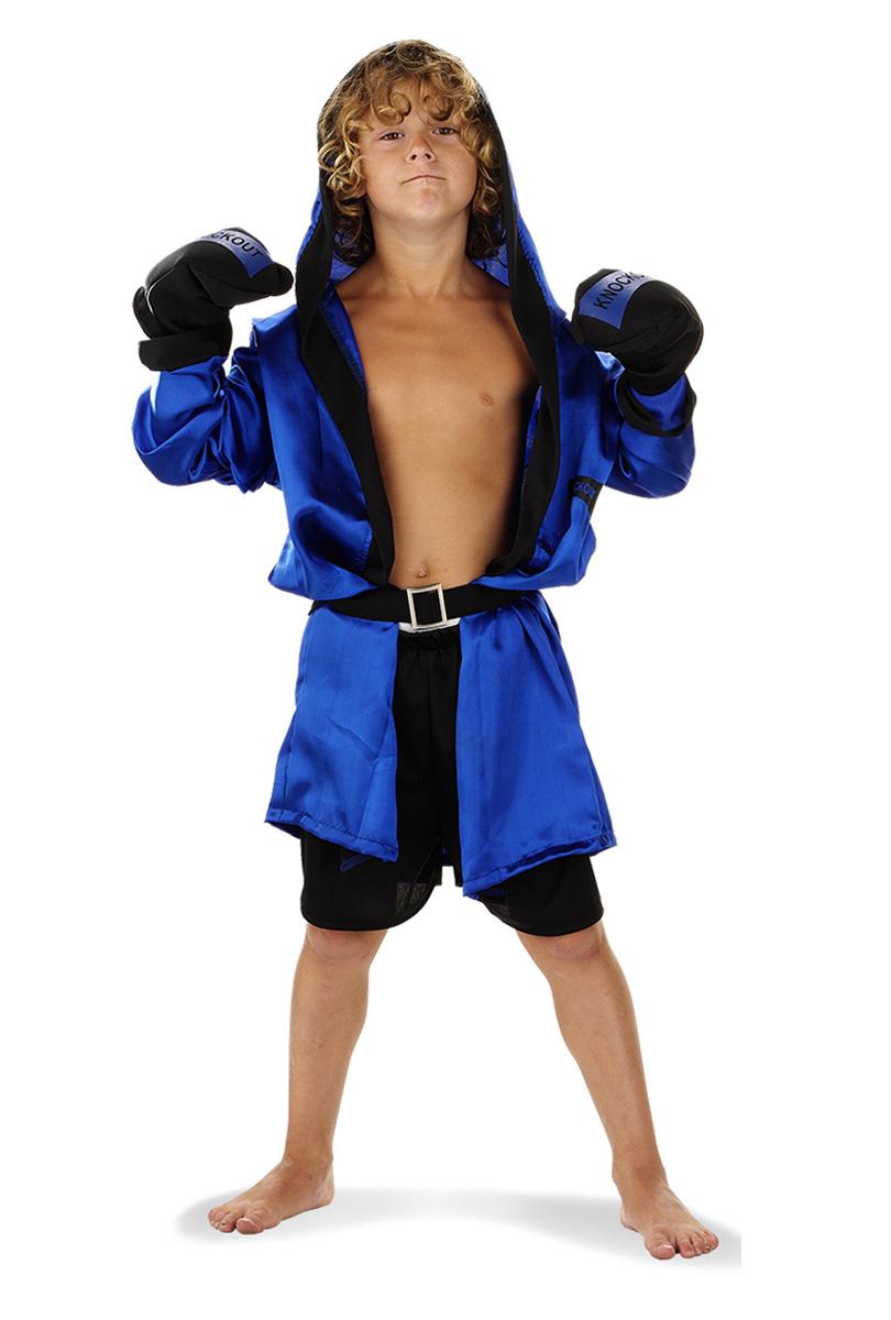 halloween kostym boxare