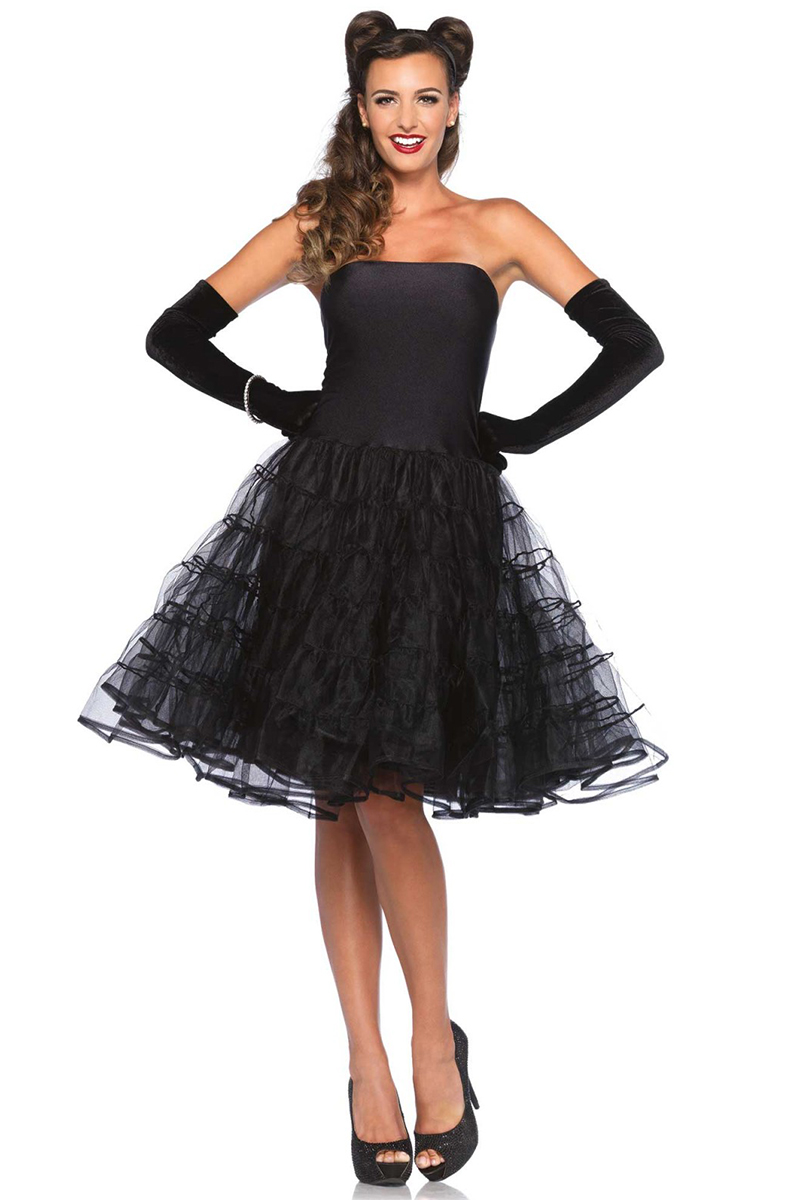Rockabilly swing, klänning