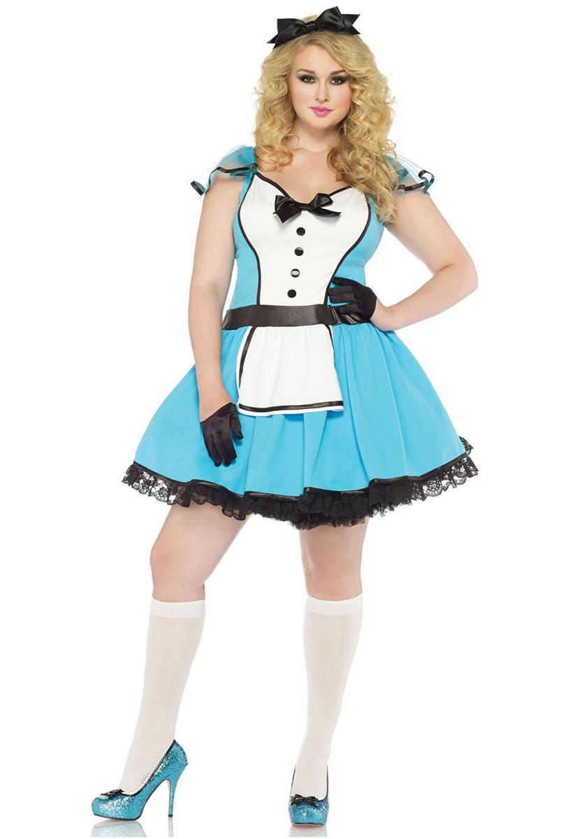 Alice klänning, XL