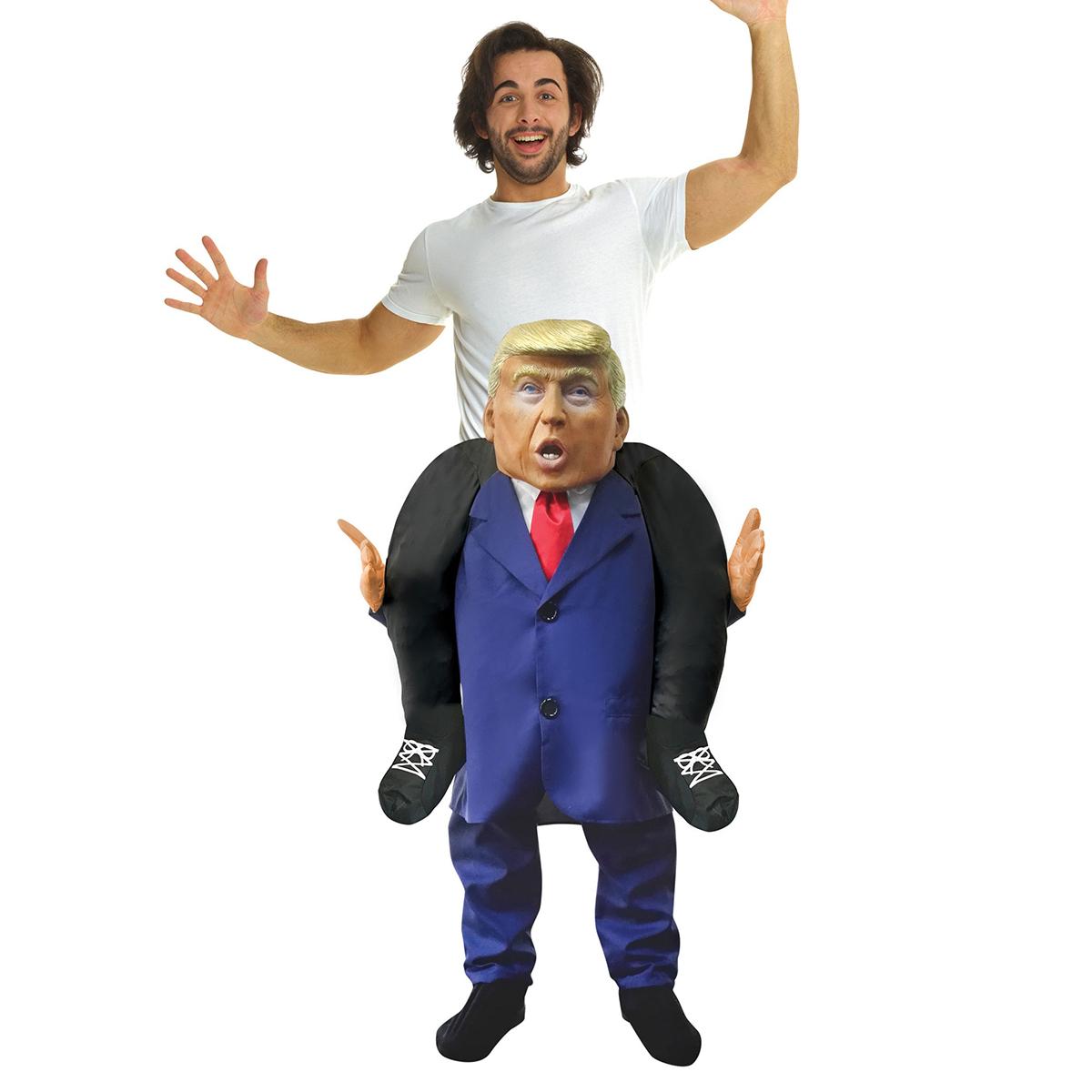 Piggyback, Trump
