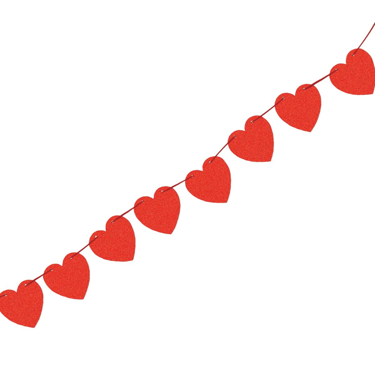 Girlang, Rött hjärta