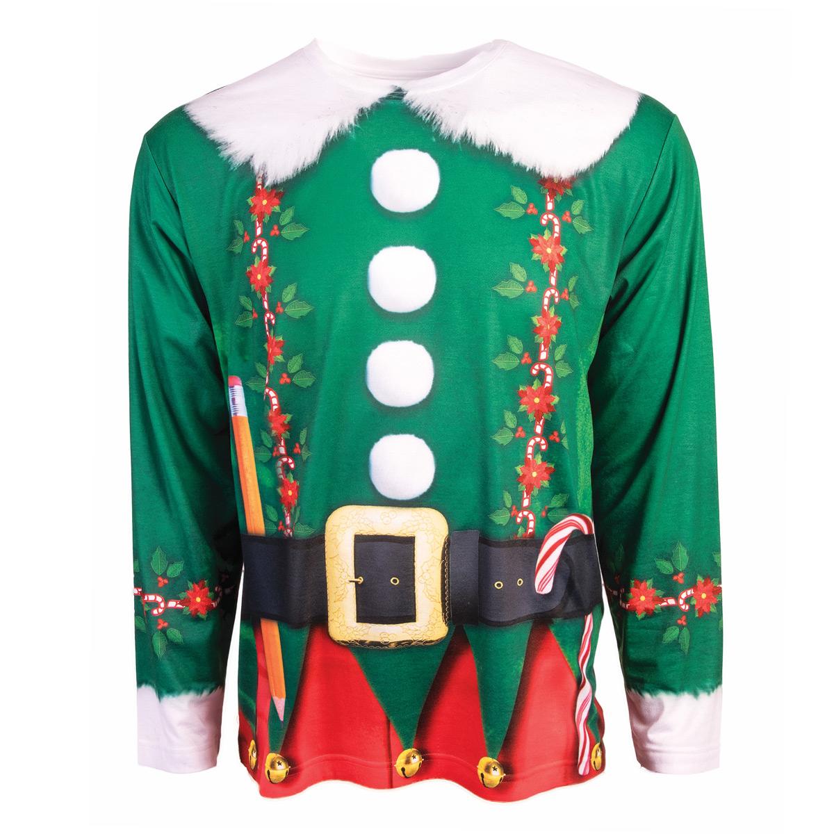Jultröja  Elf vuxen-L