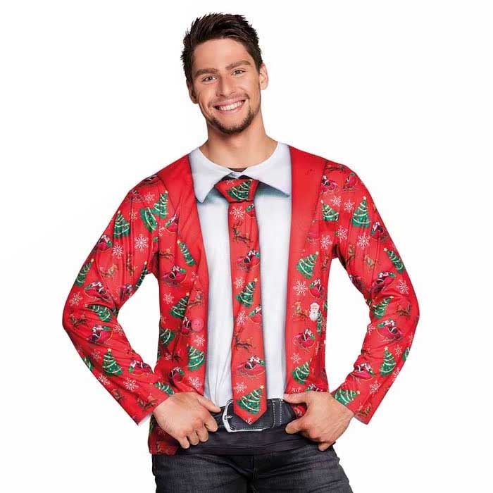 Jultröja  Fancy Christmas-XL
