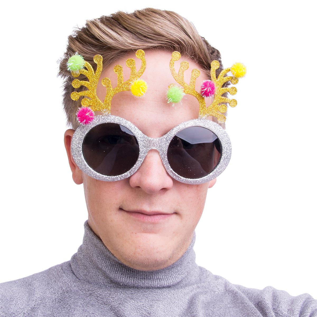 Glasögon, Glittrig ren