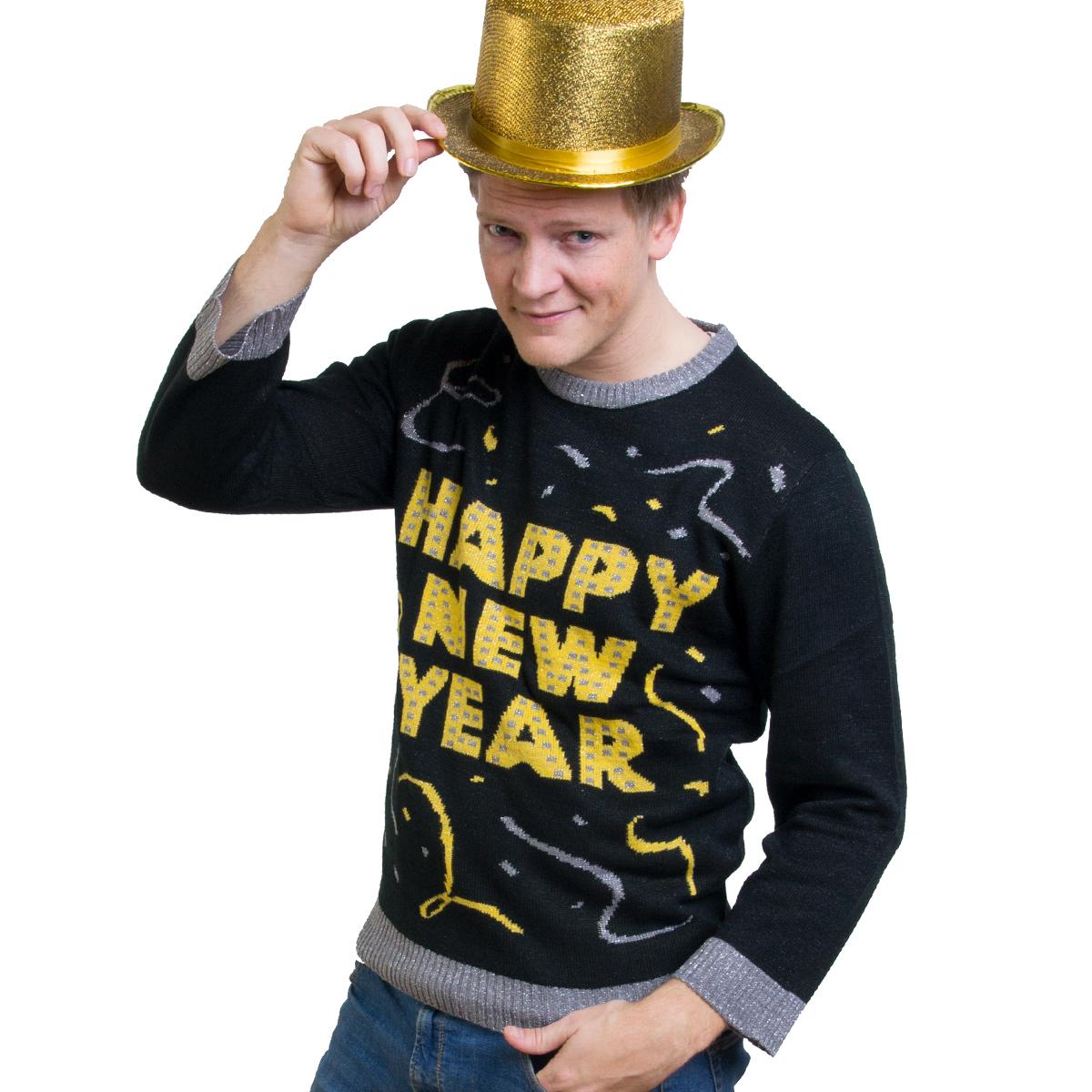 Tröja, Happy New Year