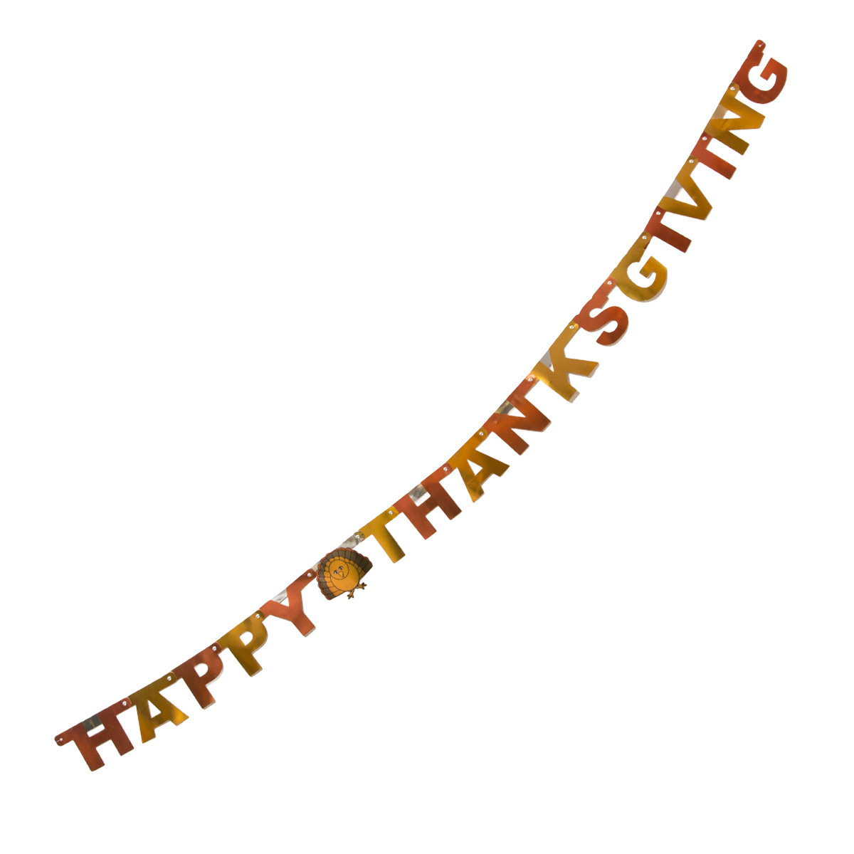 Girlang, Bokstäver thanksgiving