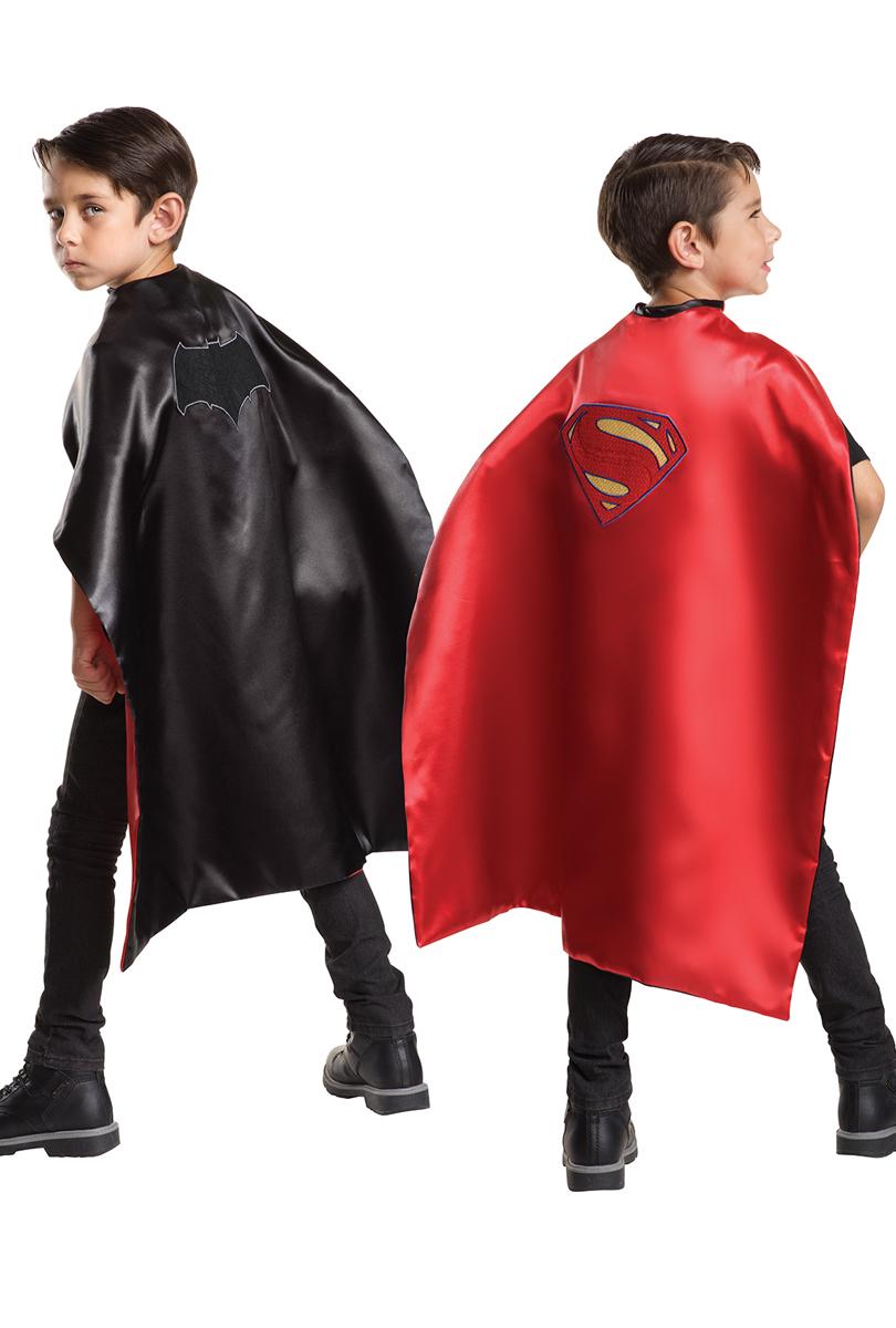 Batman vs Superman cape deluxe, barn