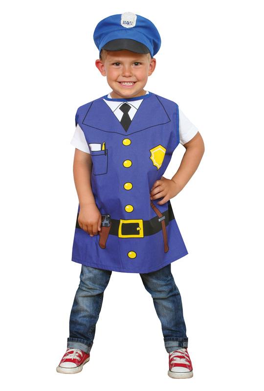 Polisväst  barn