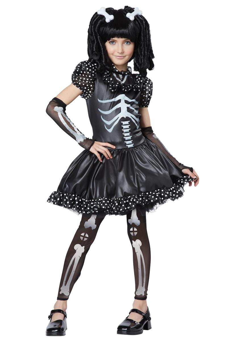 Teen, Skelettklänning