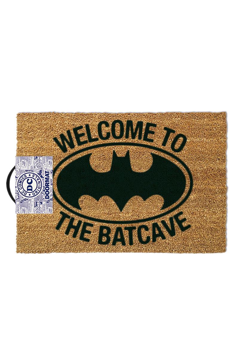 Dörrmatta Batman Batcave