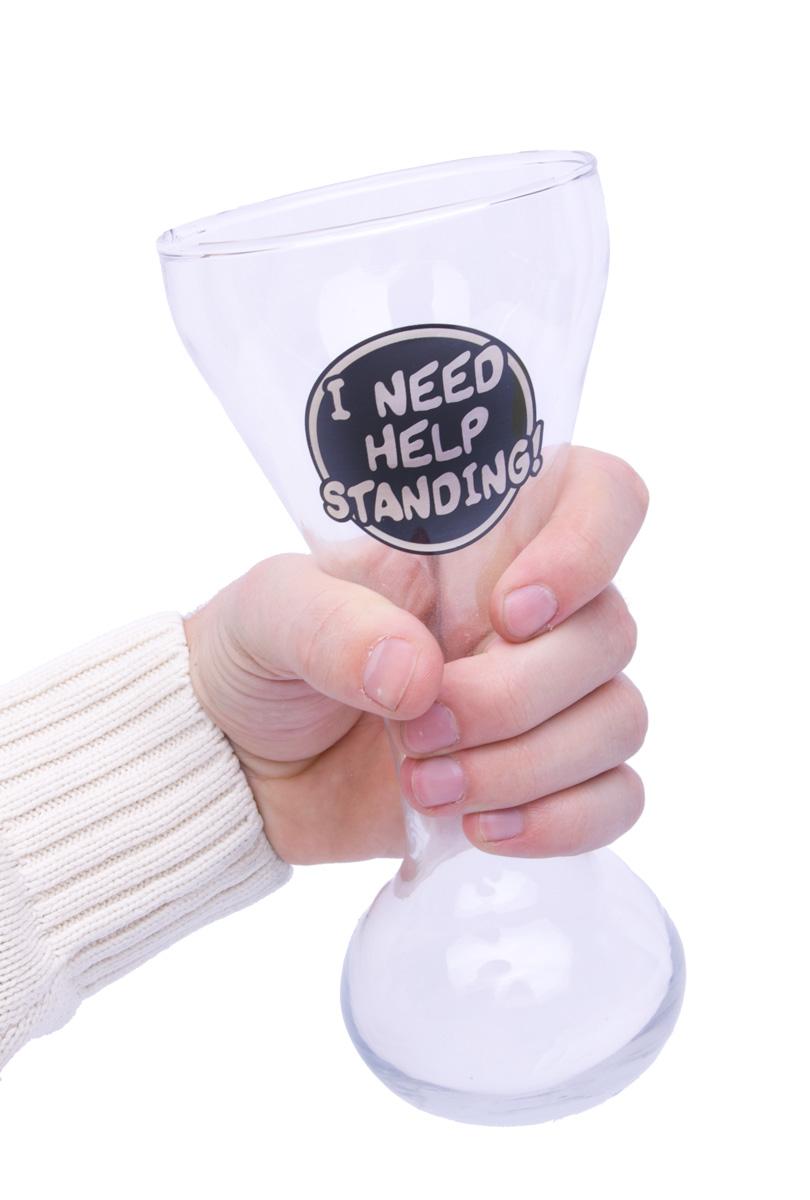 "Ölglas, ""I can´t stand up"""