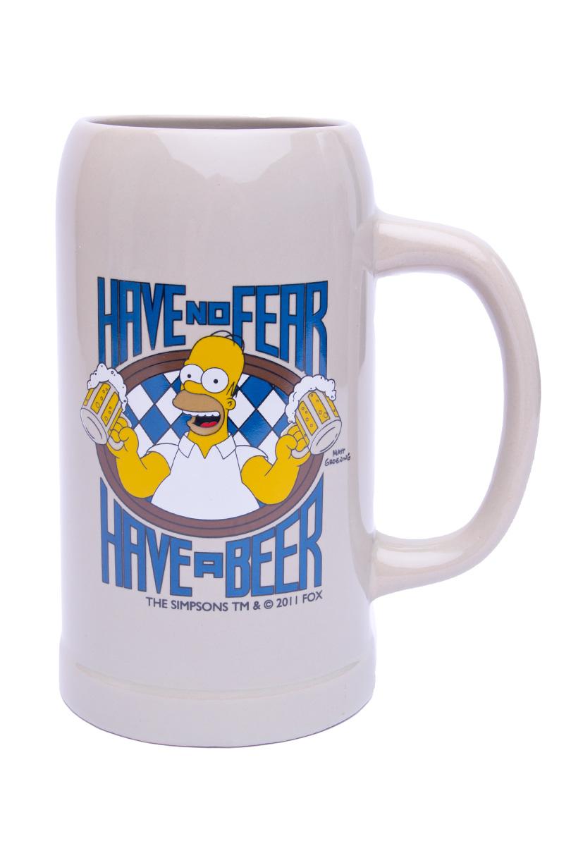 Mugg, Beerstein