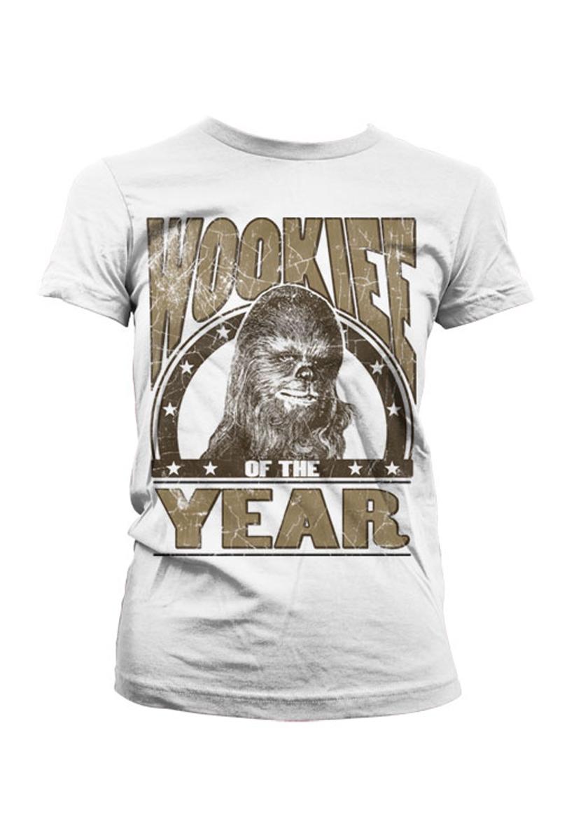 T-shirt, Wookie