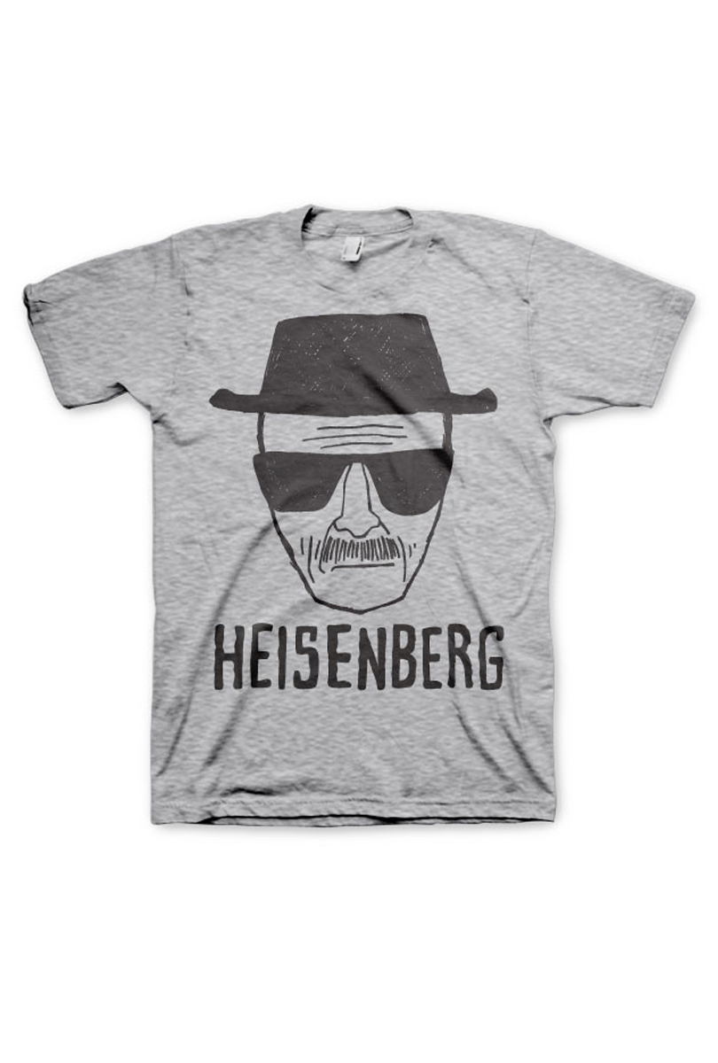 T-shirt, Breaking Bad