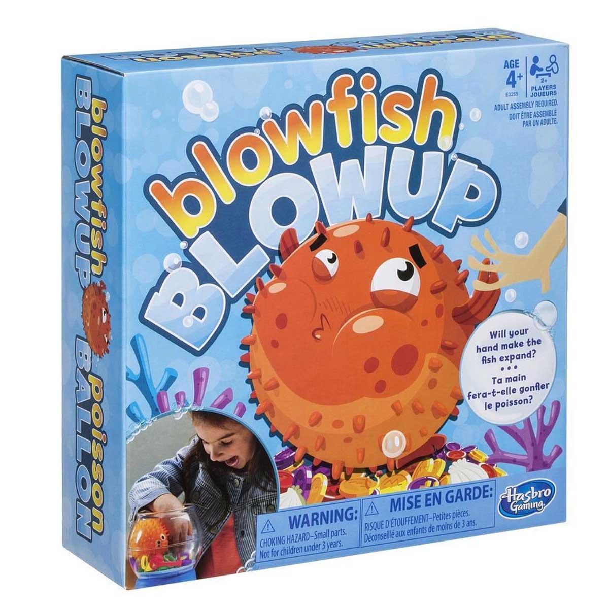 Spel, Blowfish Blowup