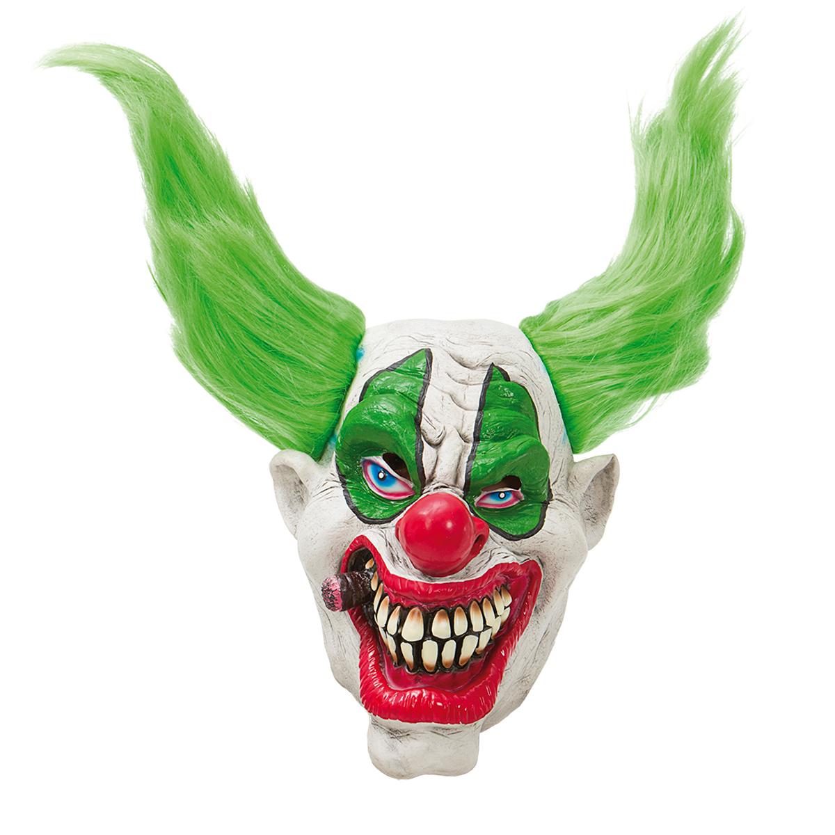 Mask, Rökande Clown