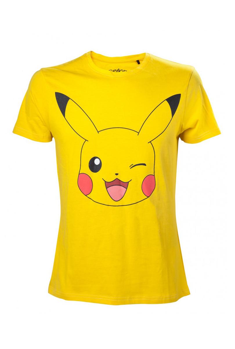 T-shirt, Pikachu