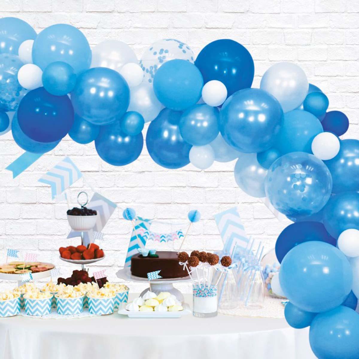 Ballongkit, blå