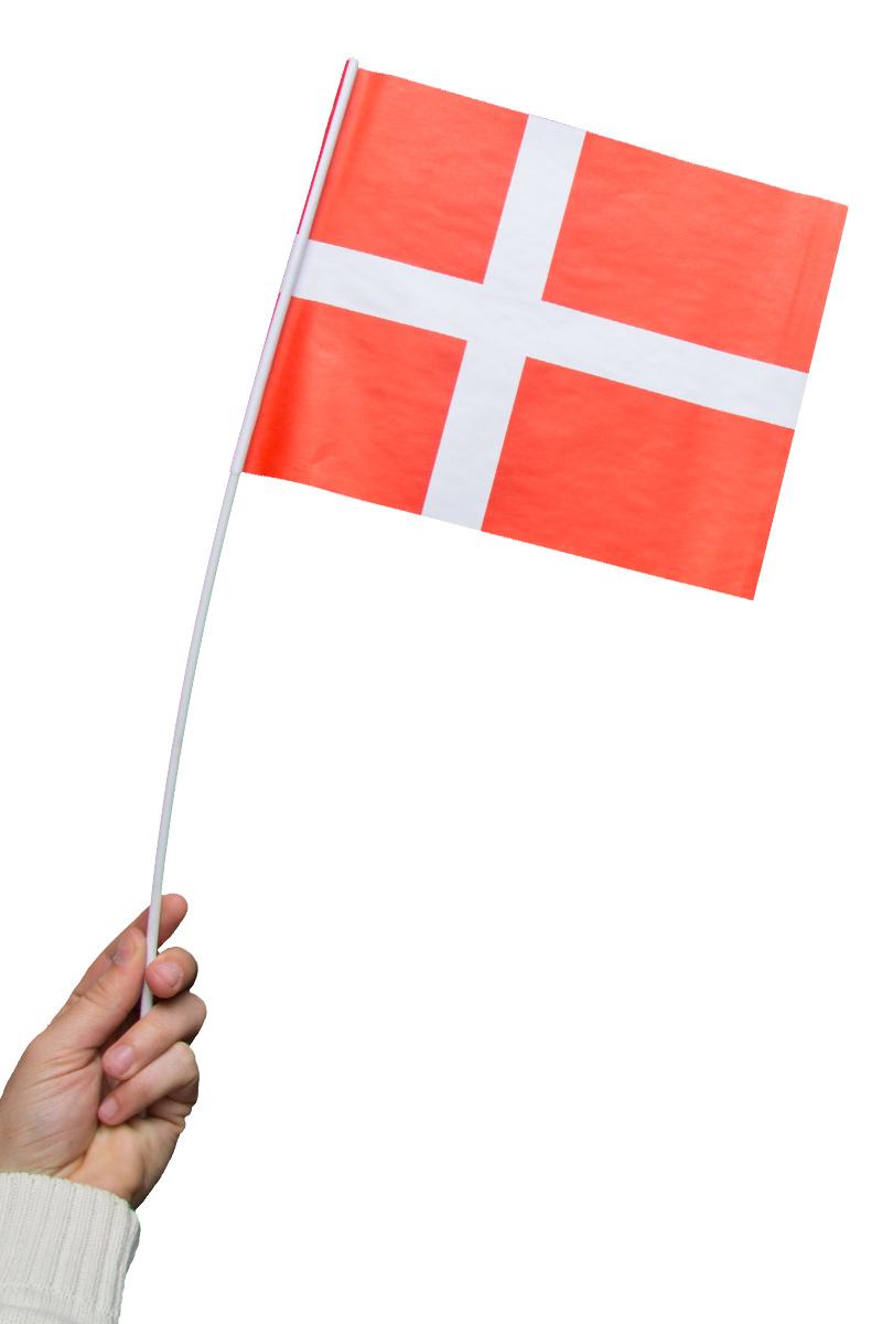 Pappersflagga, Danmark