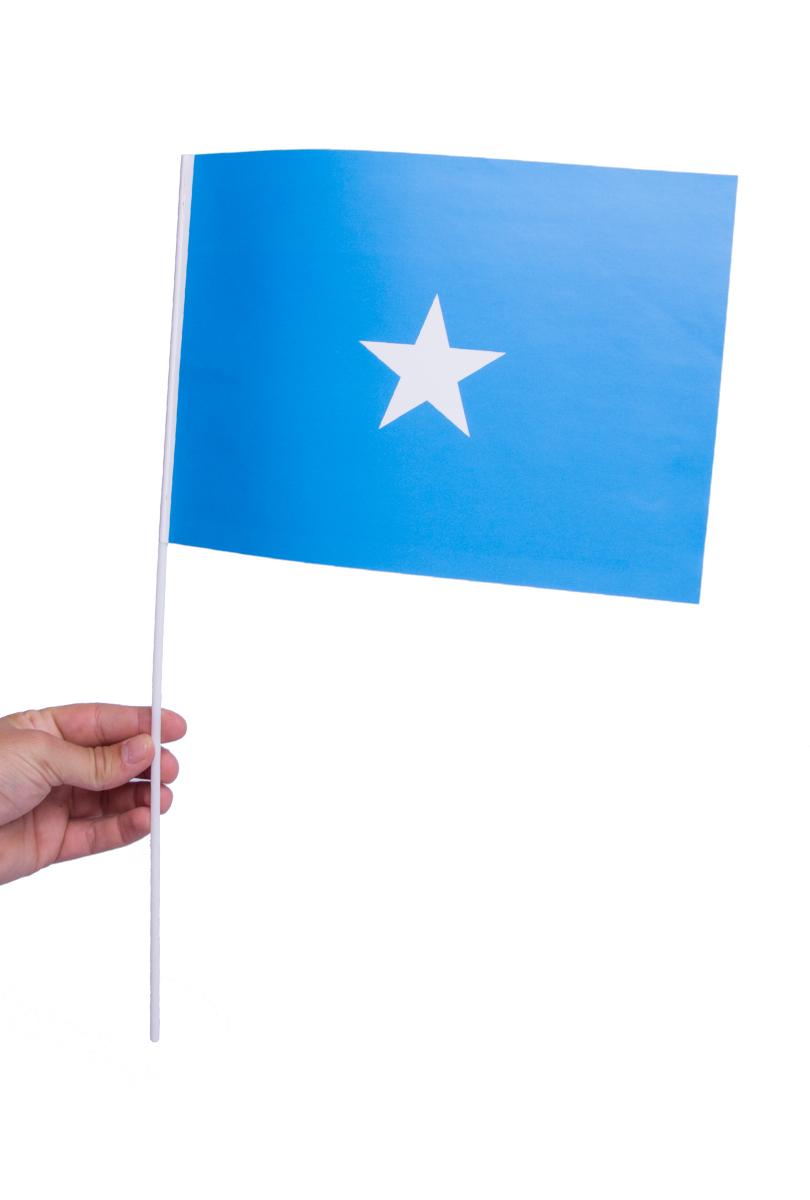Pappersflagga, Somalia