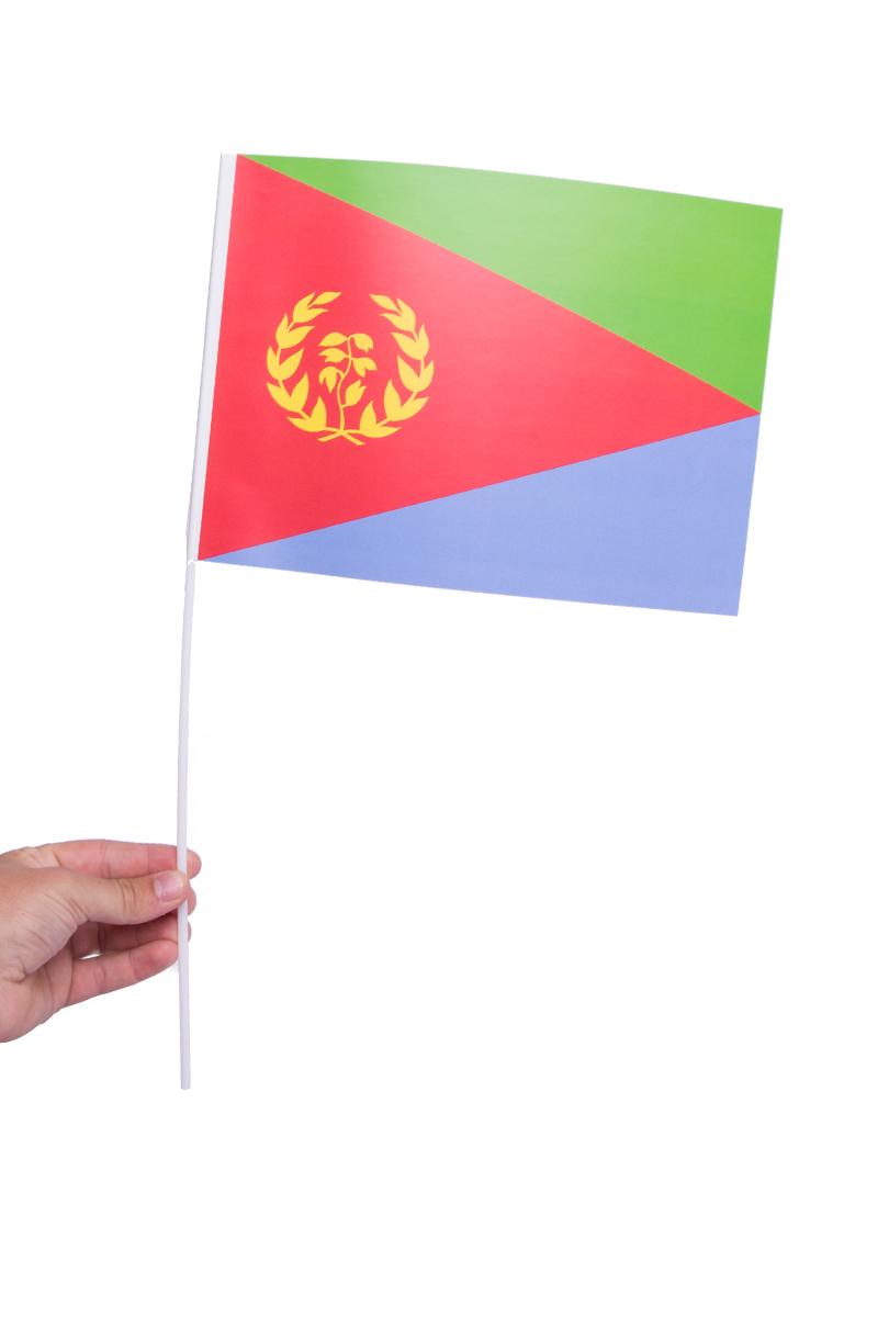 Pappersflagga, Eritrea