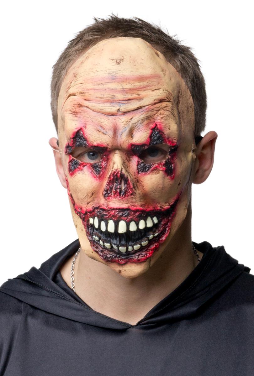 Ansiktsmask Clown Horror