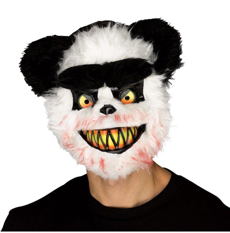 Mask, mördar panda