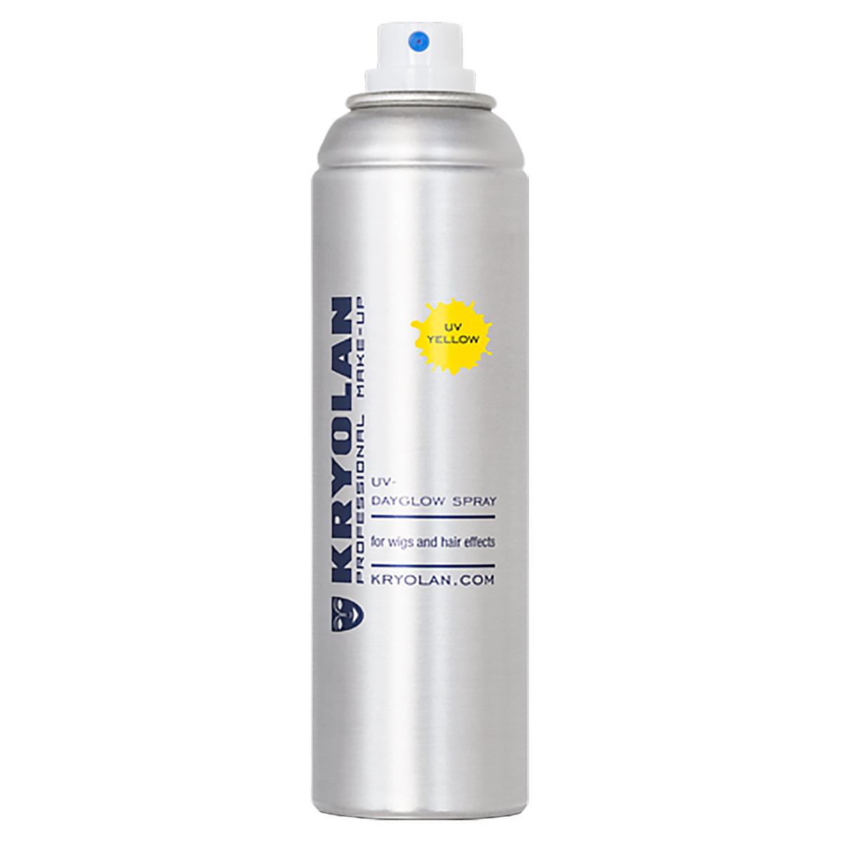 UV hårspray, gul