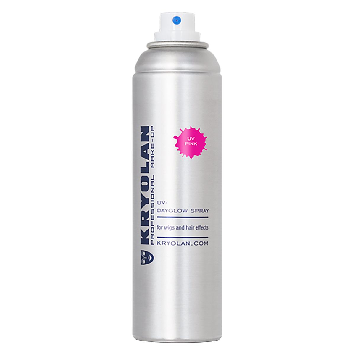 UV hårspray, rosa