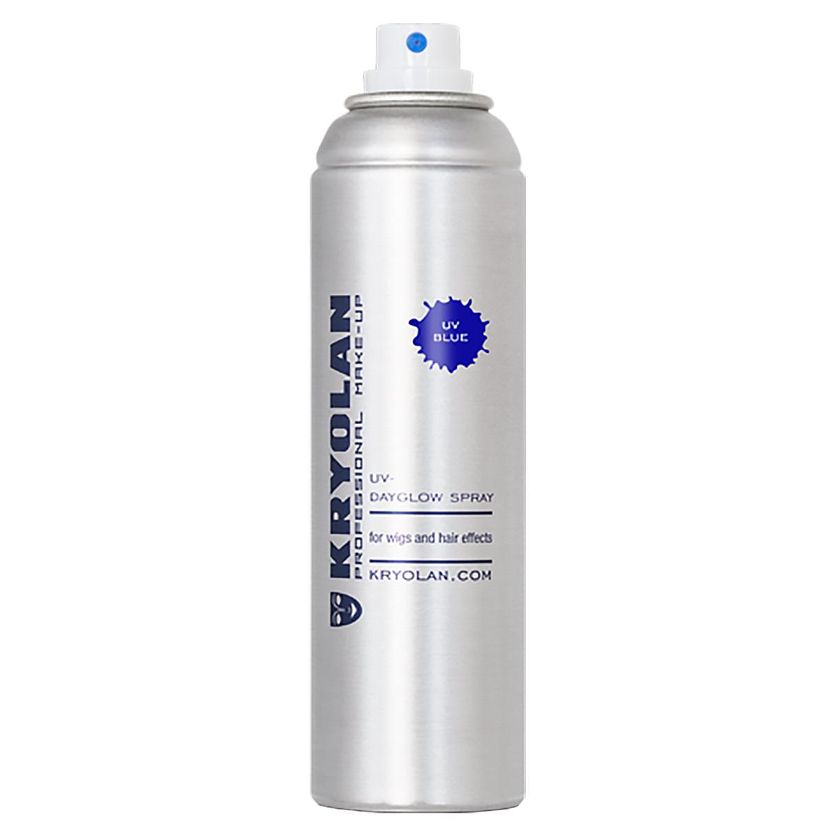 UV hårspray  blå