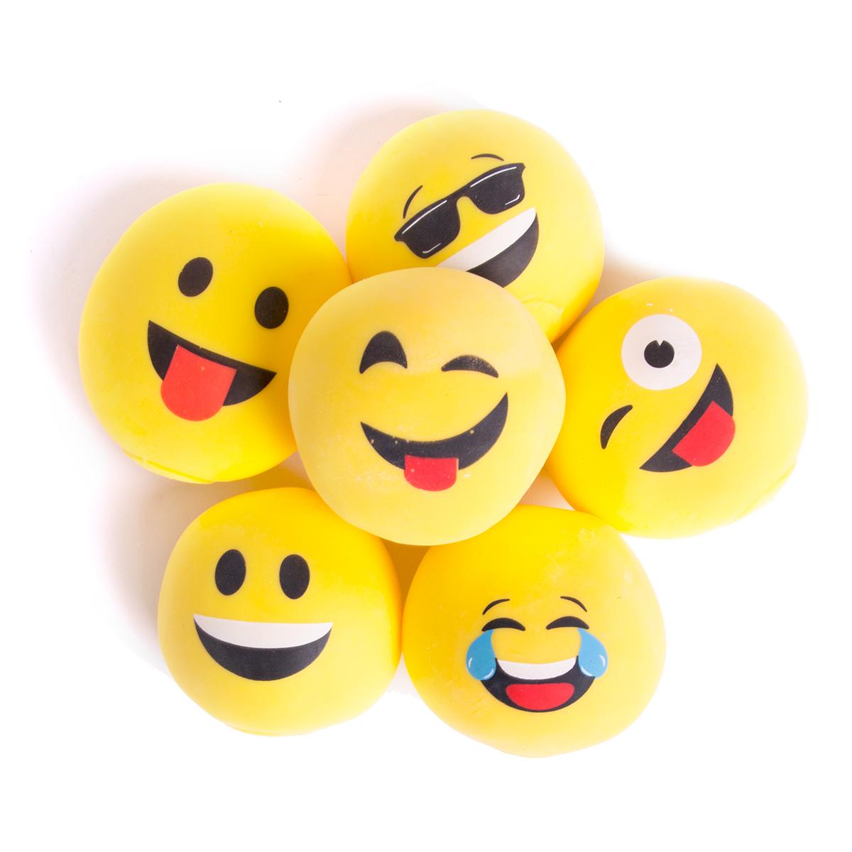 Stressboll, Emoji
