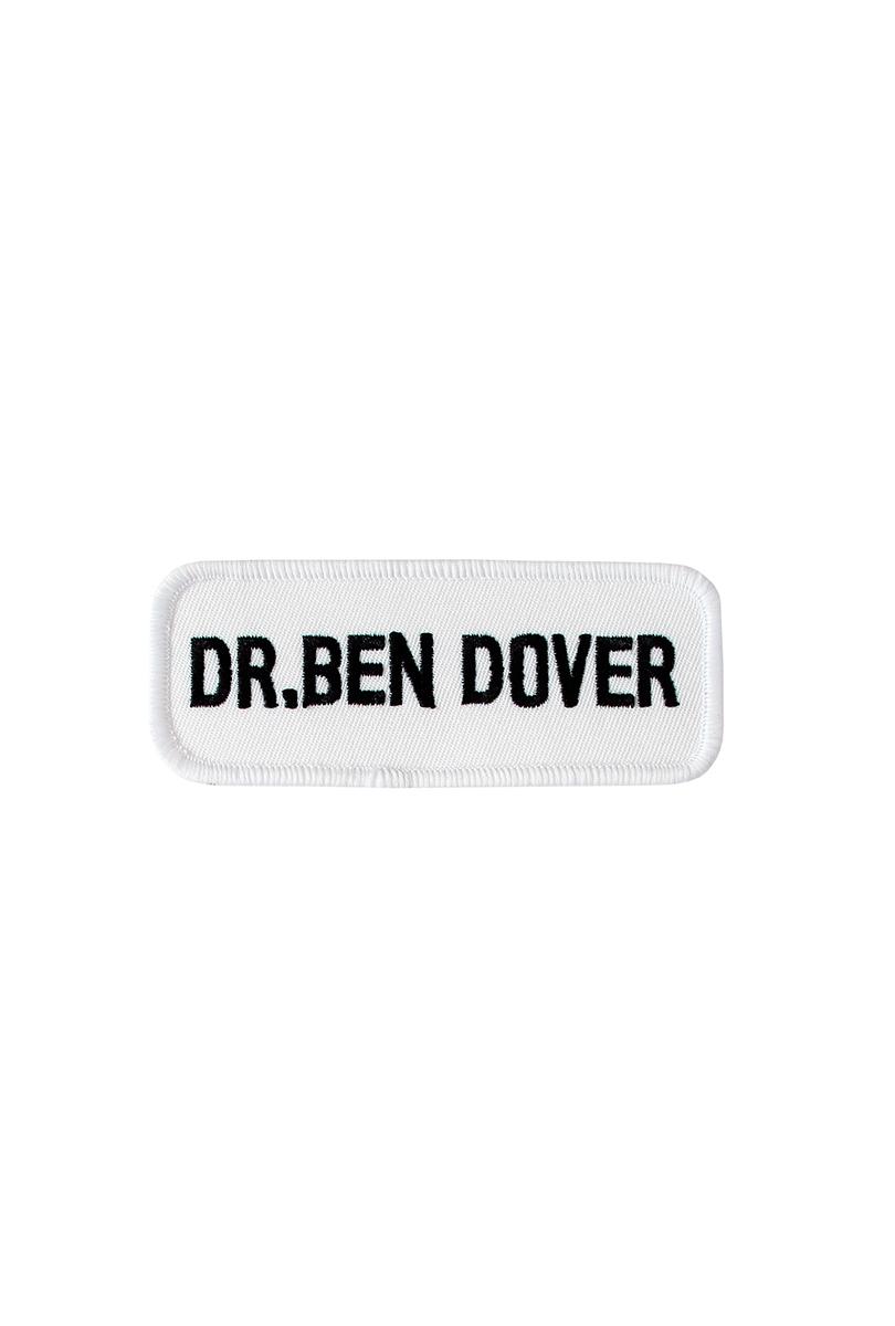 Namnskylt Dr. Ben Dover