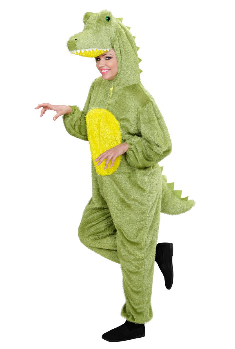 Djurdräkt krokodil, vuxen