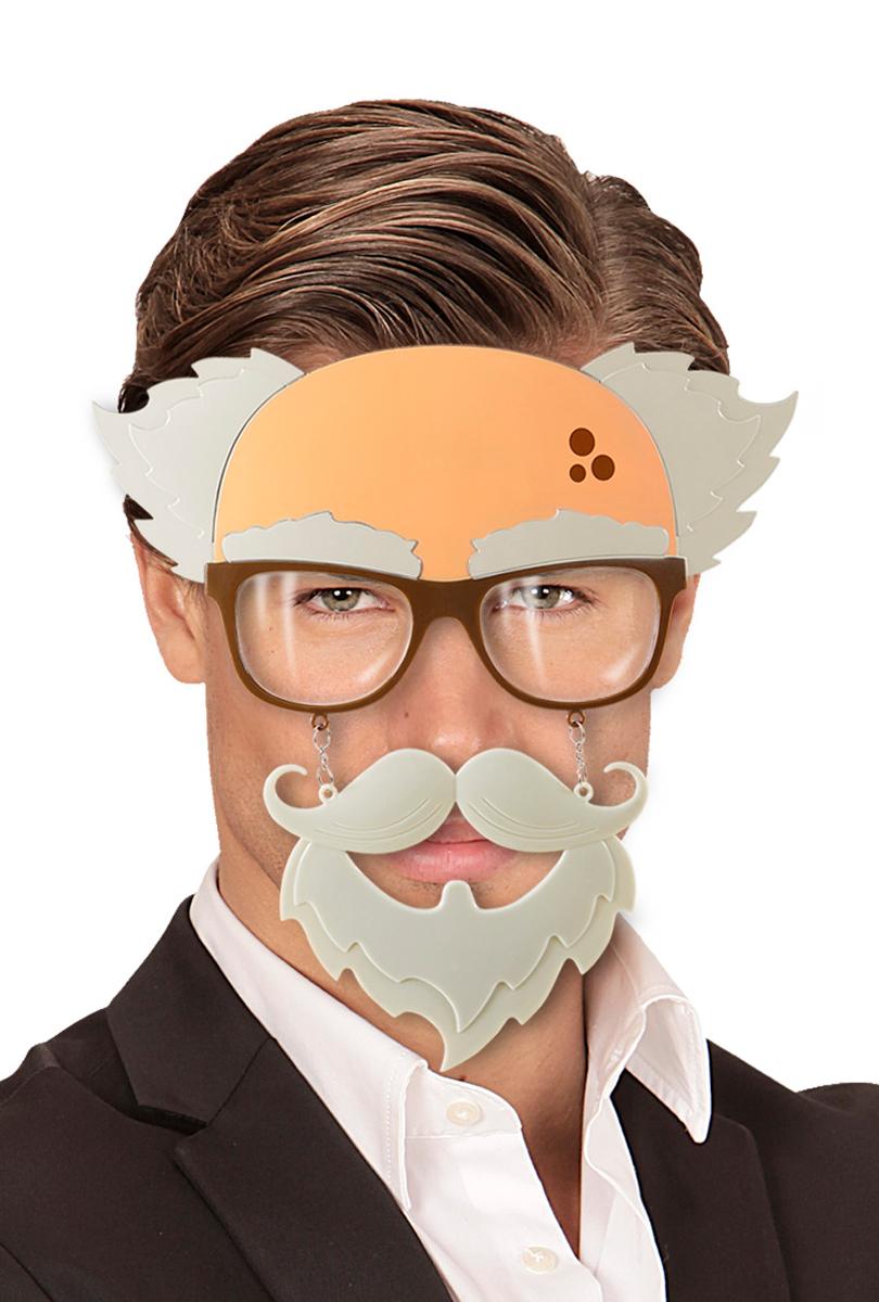 Glasögon Pensionär