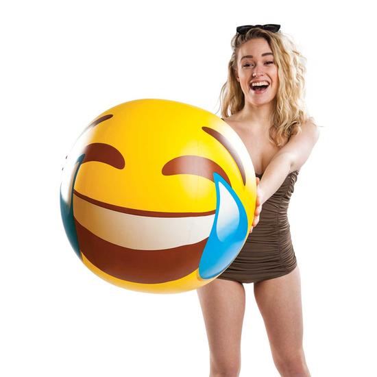 Badboll, Emoji