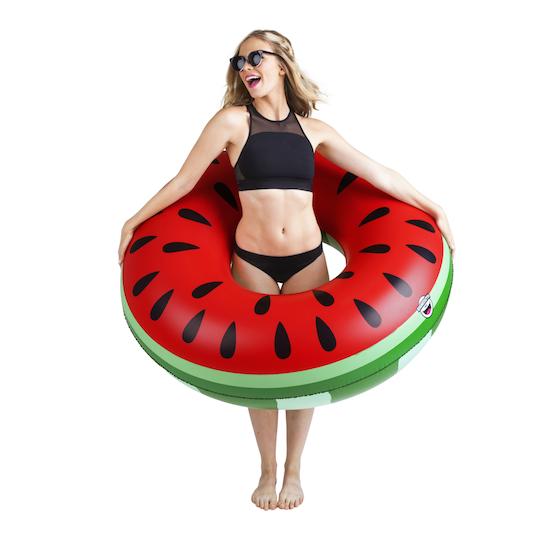 Badring, Vattenmelon