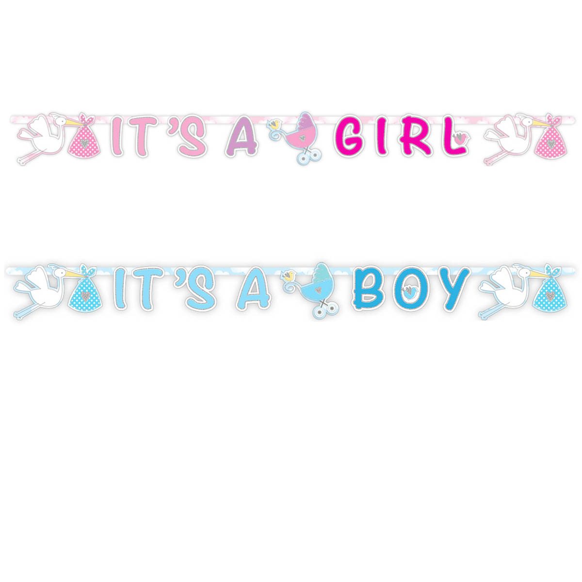 Girlang, baby shower, boy/girl