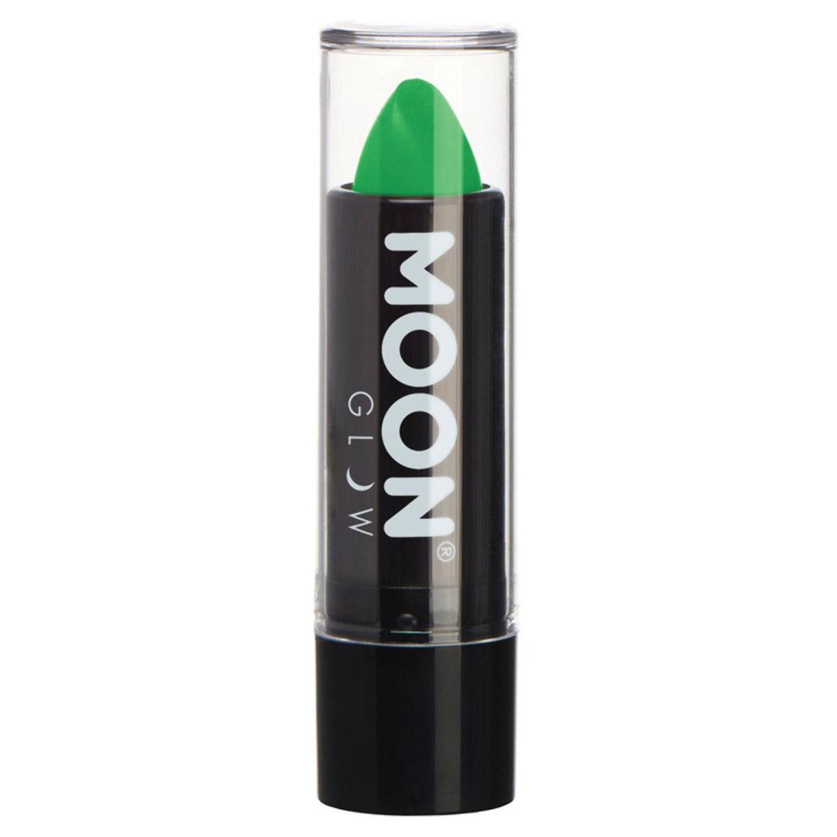 Läppstift, neon UV-Grön