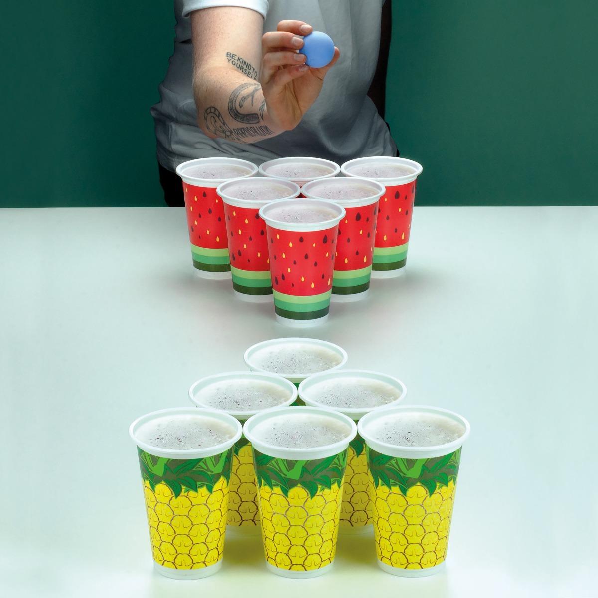 Spel, tropical pong