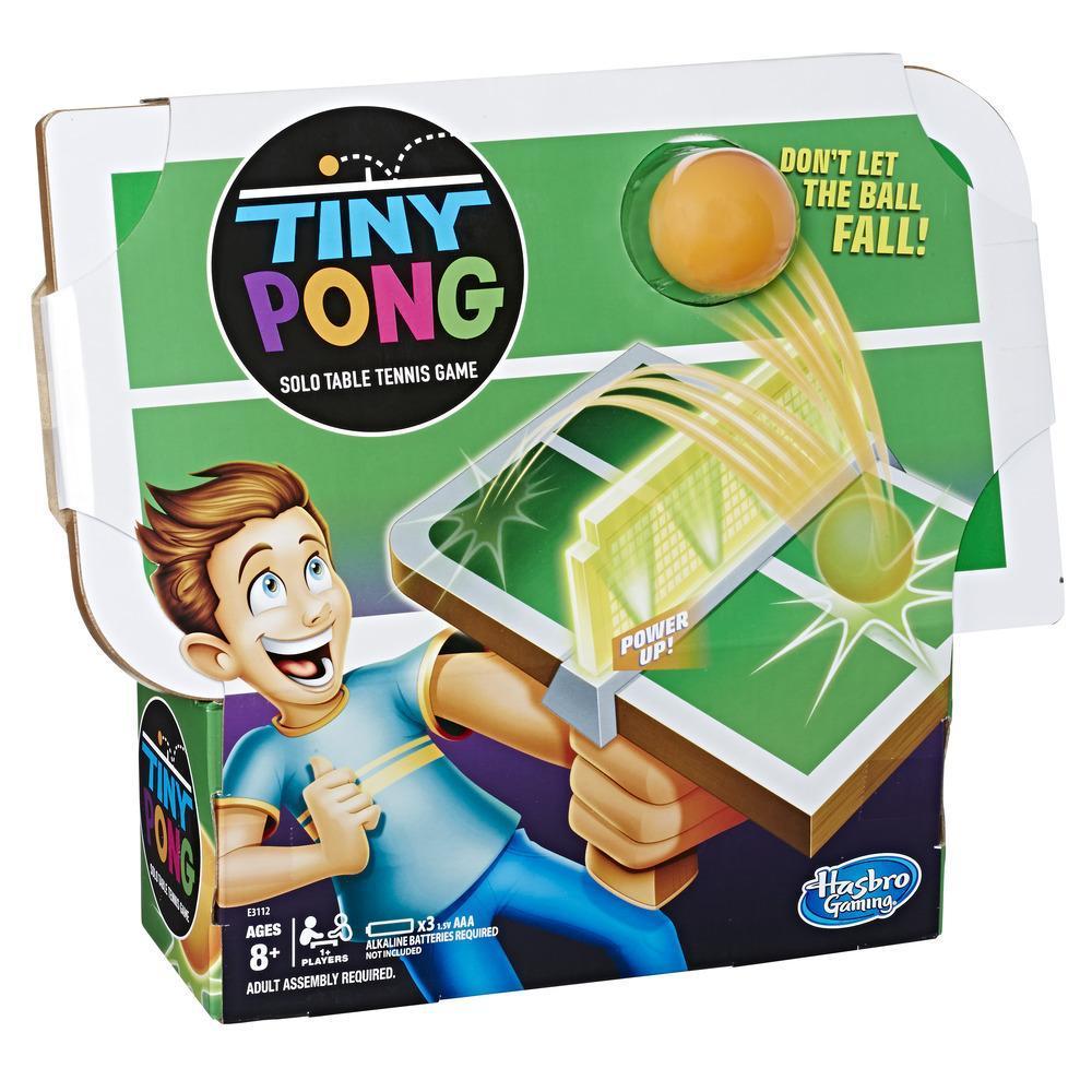 Spel, Tiny Pong