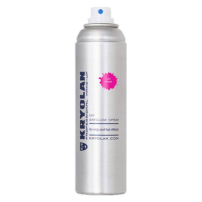 UV hårspray  rosa